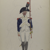 Bataafsche Republiek. Derde halve bridgade Infanterie.