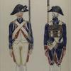 Bataafsche Republiek. Tweede Bataillon Infanterie van Linie.