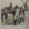 Vereenigde Provincie de Nederland, [Krijgsman] (Garde van Corps)
