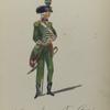 Vereenigde Provincie de Nederland, Officie de Jager de P[rince] C[...] (France Emigrant)