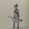 Vereenigde Provincie a Nederland, Chasseur a Reg (France Emigrtant ... V[...])