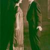 Ted Shawn and Hazel Wallack, his first teacher and partner, in A French Love Waltz.