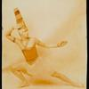 Ted Shawn in Egyptian ballet.