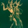 Ruth St. Denis and Ted Shawn in The Abduction of Sita.