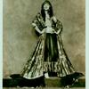 Ruth St. Denis in Dancer from the Court of King Ahasuerus.