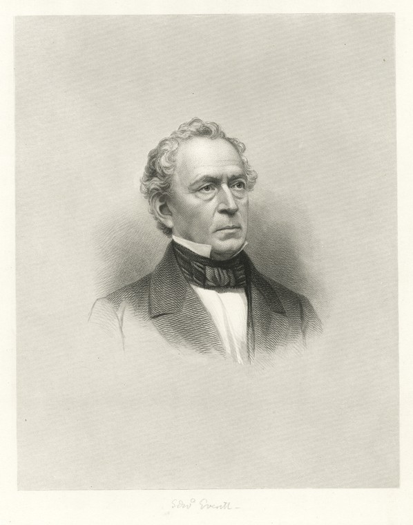 This is What Edward Everett Looked Like