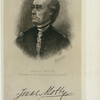 Isaac Motte, member of the Continental Congress.
