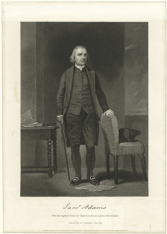 This is What Samuel Adams Looked Like