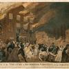 The burning of the theatre in Richmond, Virginia, on the night of the 26th December 1811.