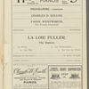 La Loie Fuller - Boston Theatre (program)