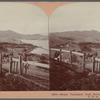 Mount Tamalpais from Sausalito, San Francisco, Cal., U.S.A.