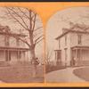 Residence of J.W. [?] Boynton, East Hartford, Conn., 1869.