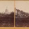 Penna. Avenue and U.S. Capitol.