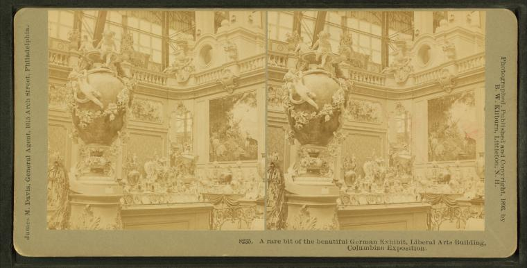 This is What Worlds Columbian Exposition Looked Like  in 1893