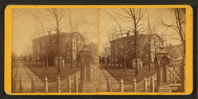 This is What University of Michigan Looked Like  in 1872