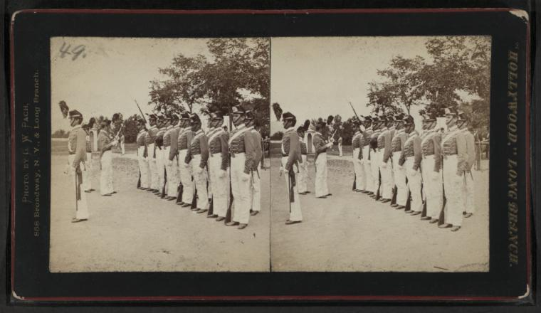Fascinating Historical Picture of United States Military Academy