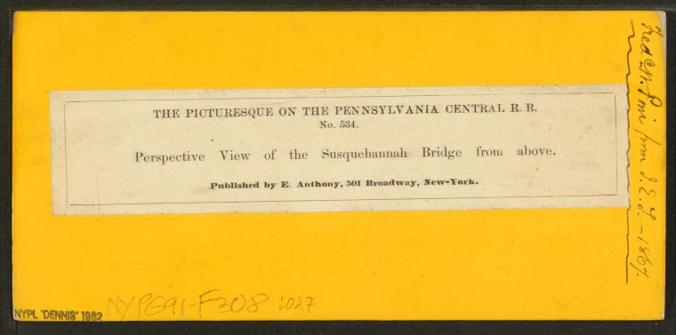 This is What Pennsylvania Railroad Looked Like