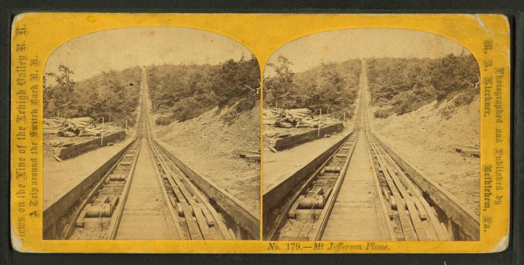 Fascinating Historical Picture of Lehigh Valley Railroad Company