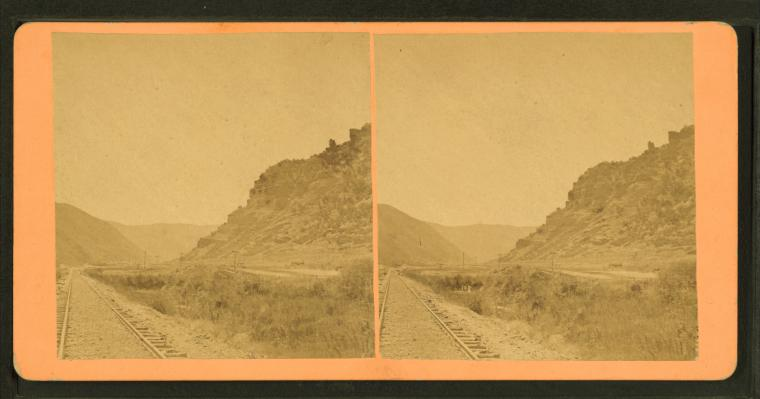 This is What Union Pacific Railroad Company Looked Like