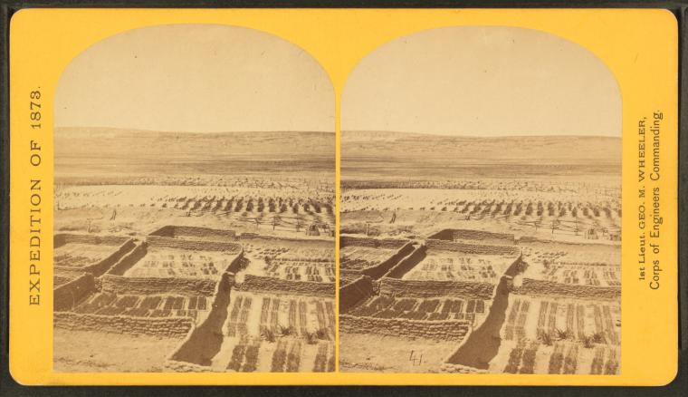 This is What Geographical Surveys West of the 100th Meridian Looked Like  in 1873