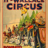 Hagenbeck-Wallace circus poster