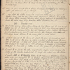 Gag book] A numbered collection of jokes, hand-written in an 1886 edition of Collins' scribbling diary. Humor typical of English music-halls and American vaudeville shows.