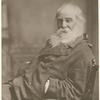 Frontispiece portrait photograph of Walt Whitman.