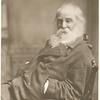 Frontispiece portrait photograph of Walt Whitman