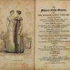 The mirror of the graces, or, The English lady's costume [frontispiece and title page]