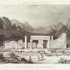 Ruines d'un des palais de Mitla. 2e Expédition