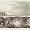 Pont forme par deux pierres curvilignes. 3e Expédition, Planche VI
