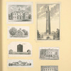[Various buildings and a monument to Washington.]