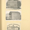 [A hospital and other buildings.]