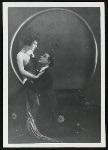 Alla Nazimova and Rudolph Valentino in Camille (Cinema 1921)