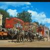 Circus -- Wagons