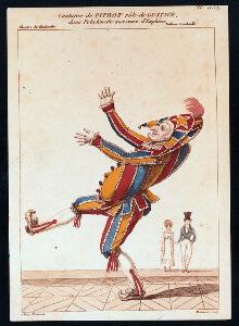 Commedia Dell'Arte Digital ID: TH-04085. New York Public Library