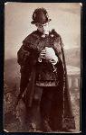 Frederick Paulding as Hamlet (Yorick scene)