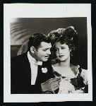 Jeanette MacDonald and Clark Gable