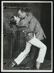 Isabel Bigley (Jeanie) and Ray Walston (Mac) in Me and Juliet