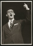 Bobby Van (Phil Dolan III) in the 1954 revival of On Your Toes