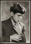 Possibly John Rodion Rathbone (son of Basil Rathbone)