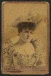 Lillian Russell in La cigale