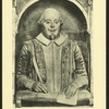 Wm. Shakespeare:  Portraits:  Sculpture