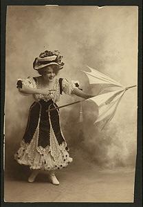Eva Tanguay Digital ID: TH-54730. New York Public Library