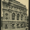 Theatres -- France -- Paris -- Theatre de L'Opera Comique