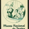 Theatres -- Museums and Collections -- Portugal -- Lisbon -- Museu Nacional do T