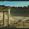 Theatres -- Greece -- Epidaurus