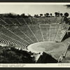 Theatres -- Greece -- Epidaurus