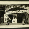 Theatres -- Marquees