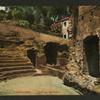 Theatres -- Roman -- Italy -- Taorima -- Teatrino Romano